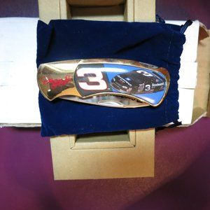 NASCAR Other - Dale Earnhardt Sr #3 Collector Knife Goodwrench